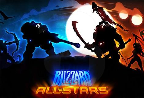 Лого Blizzard All Stars