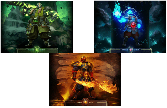 upgrade dota 2 hero new
