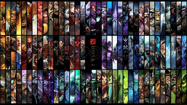 Dota 2 Heroes